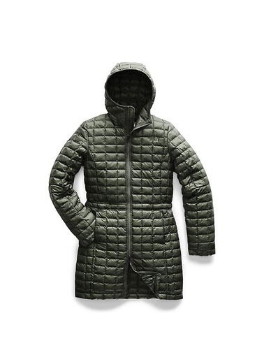 The North Face Thermoball Eco Kadın Parka Yeşil Yeşil